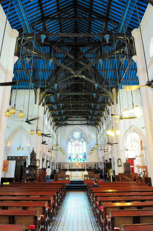 Cathédrale Saint John, Hong-Kong