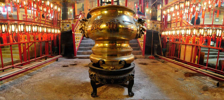 Temple Man Mo, Hong-Kong