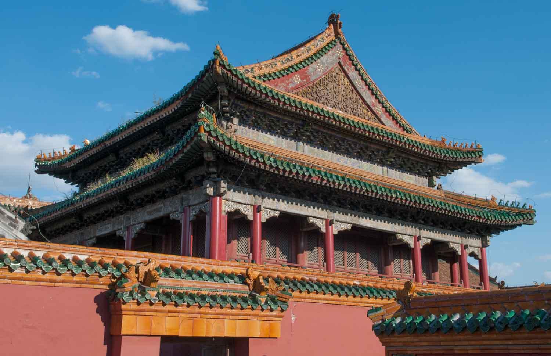 Cité interdite de Shenyang