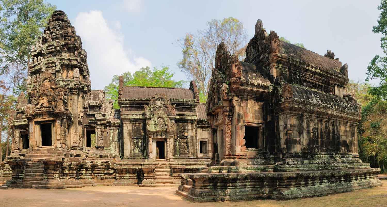 Thommanon, Angkor, Cambodge