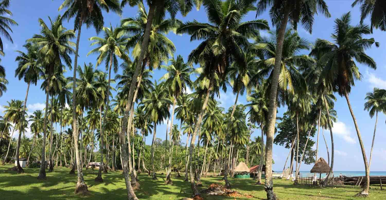 Lalaji Bay, Long Island, Iles Andaman, Inde