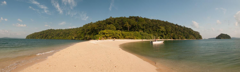 Guitar Island, Iles Andaman, Inde