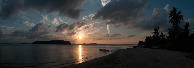 Long Island, Iles Andaman, Inde