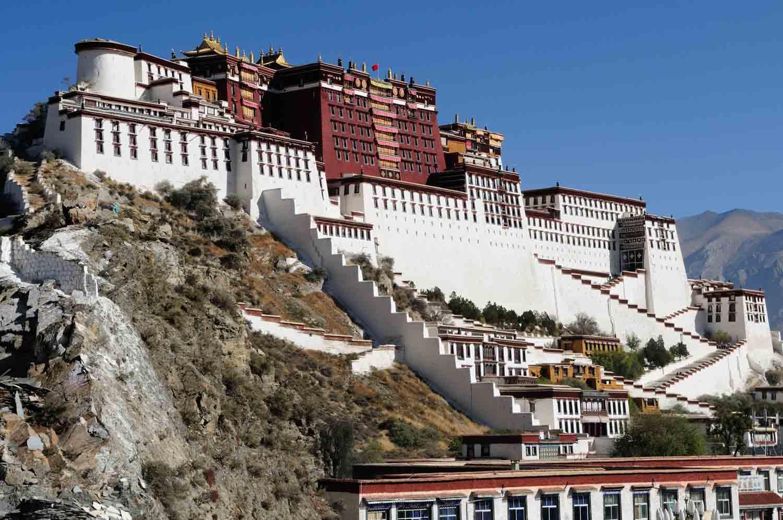 Notre voyage au Tibet (Xizang), Xīzàng, 西藏 : Le Potala