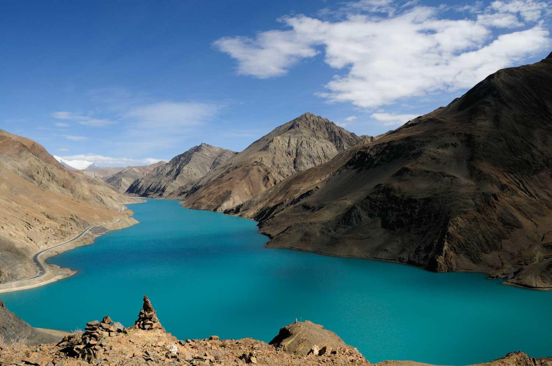 Lac Simi La, Tibet