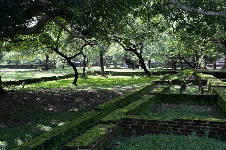 L'ancienne capitale royale Polonnaruwa, Sri Lanka