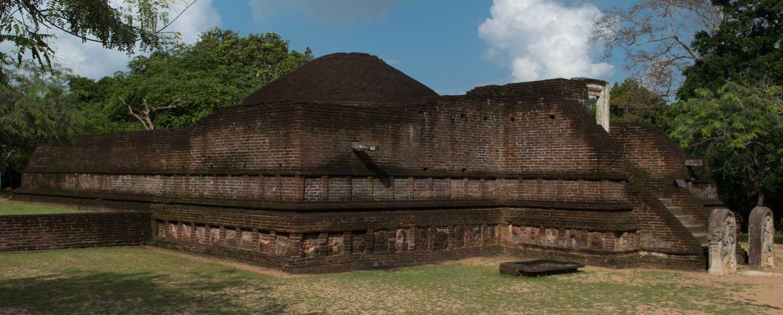 Manik Vihara, Polonnaruwa, Sri Lanka