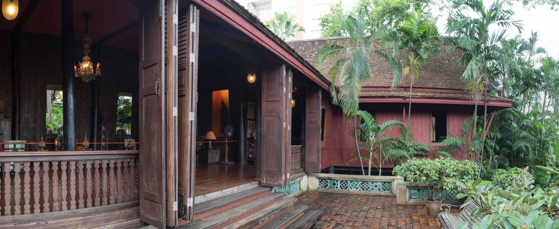 Maison de Jim Thompson, Bangkok, Thaïlande