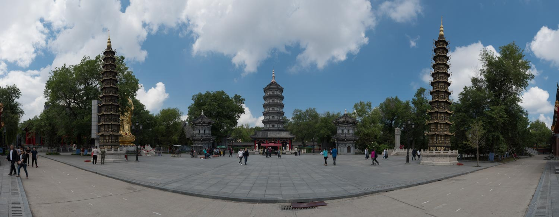 Temple Ji Le, Harbin