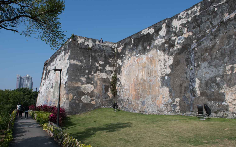 Forteresse du Mont Saint-Paul 大炮台, Macao 澳门