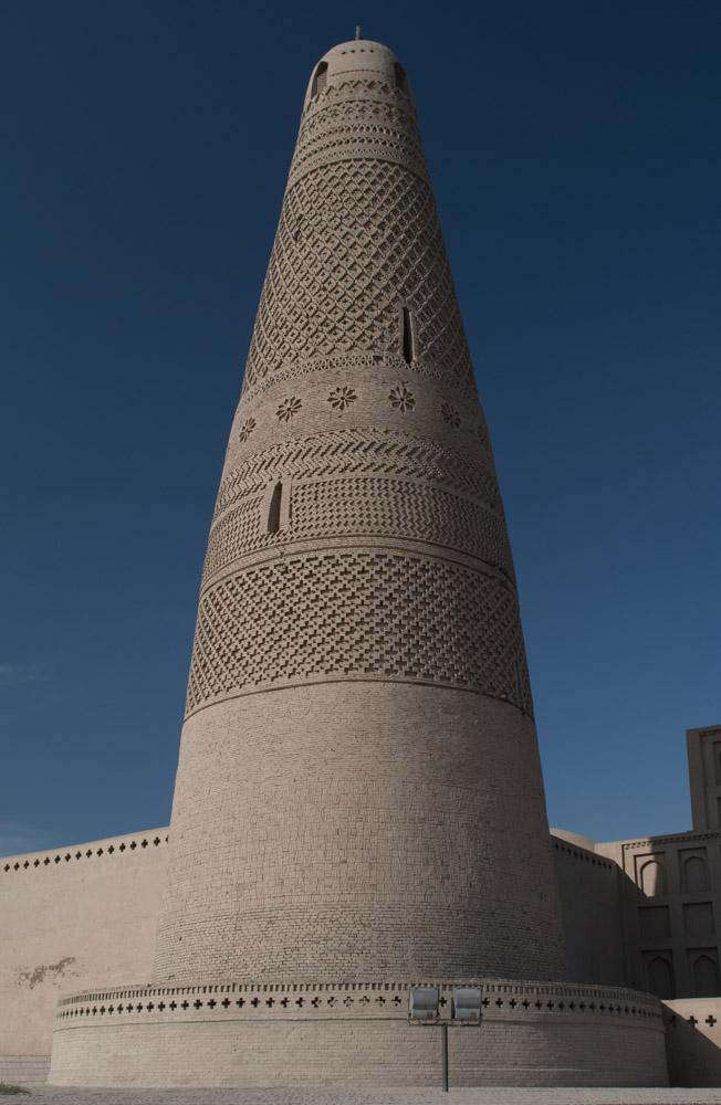 Emin Minaret 苏公塔 مناره امین, Turpan 吐鲁番, Xinjiang 新疆