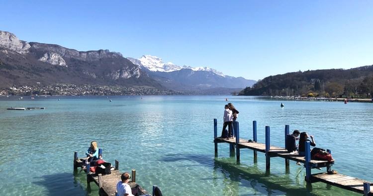 A la découverte d'Annecy : ses ruelles, ses canaux et les eaux turquoise de son lac