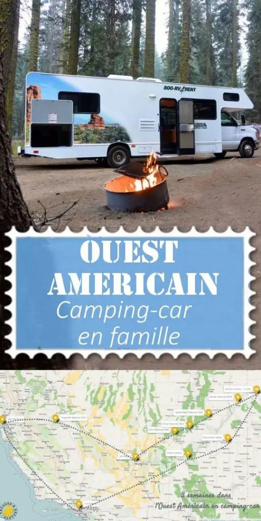 Route 66 En Camping Car : route, camping, Ouest, Américain, Camping-car, VOYAGES, ENFANTS
