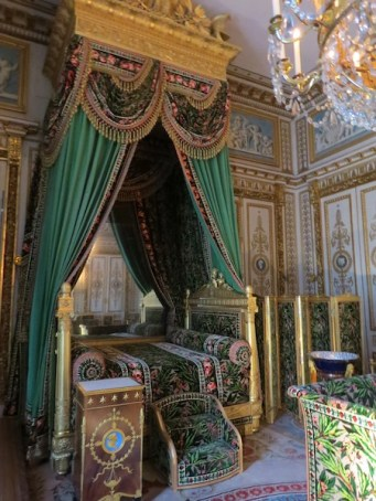Napoleon's bedroom