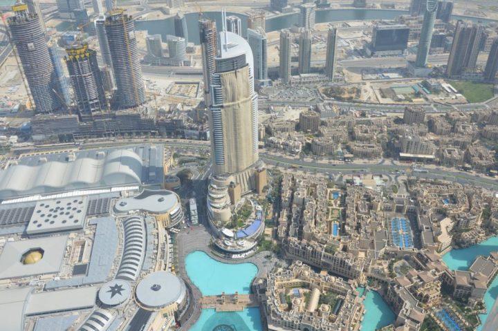 Burj Khalifa dubai (2)