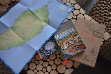 Guide papier Madère