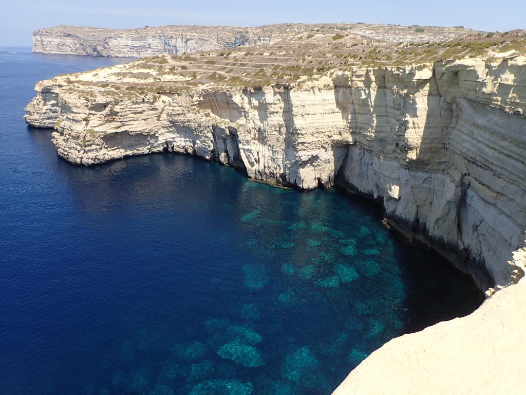 Gozo travailler en voyageant