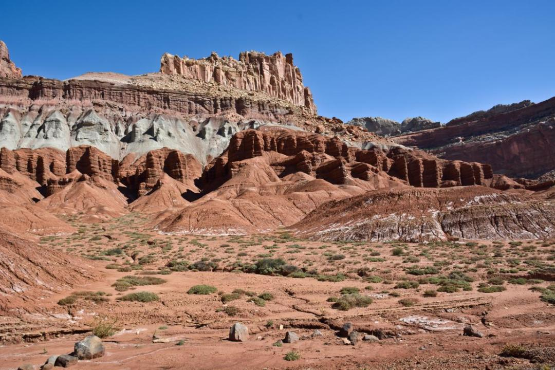 route panoramique ouest américain