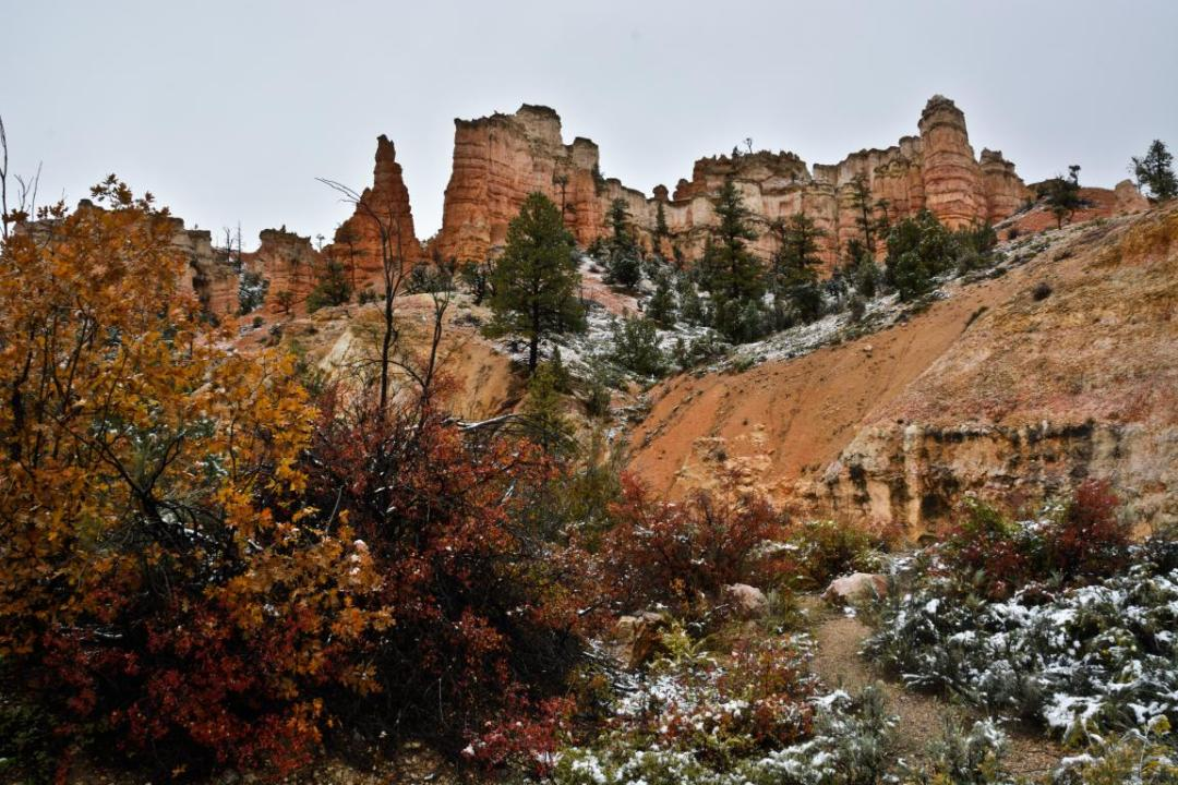 bryce canyon national park ouest américain