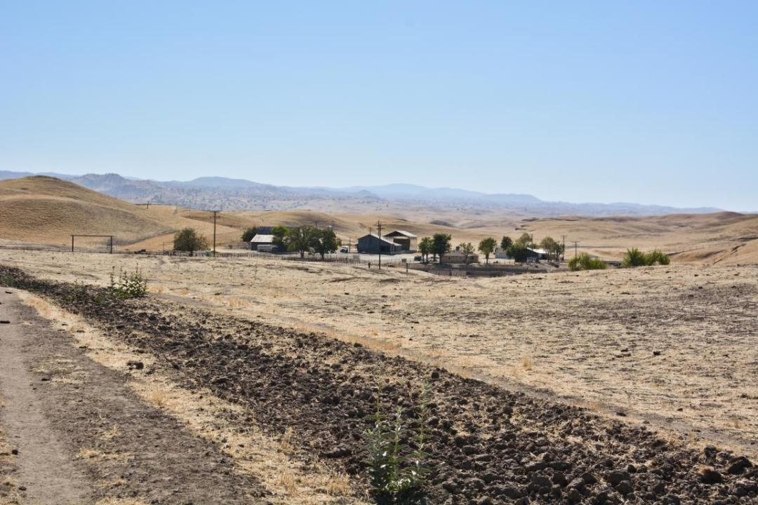 désert far-west américain