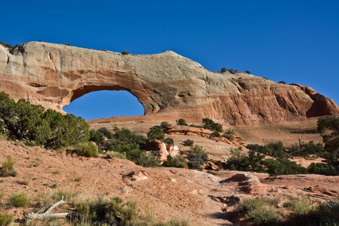 arche ouest américain