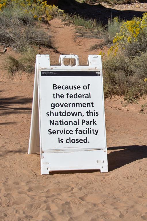 shutdown gouvernement américain
