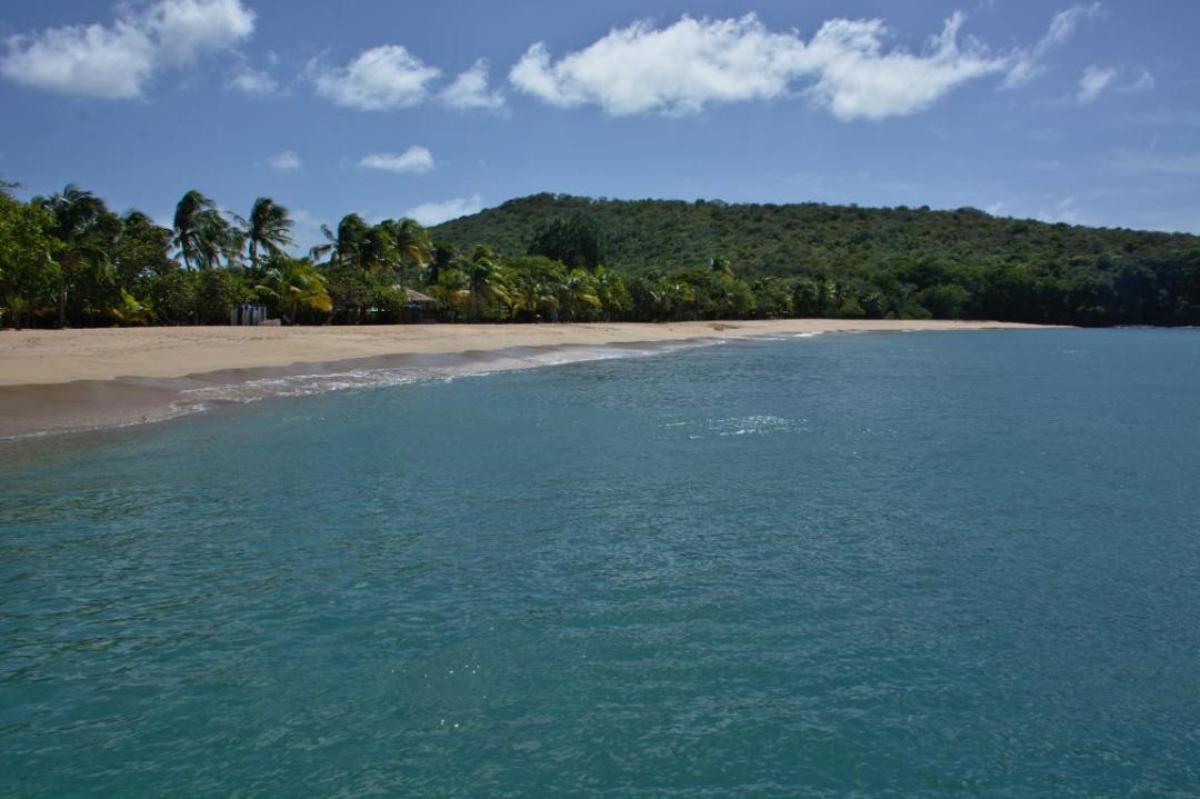 croisière dans les grenadines où aller de plage en plage