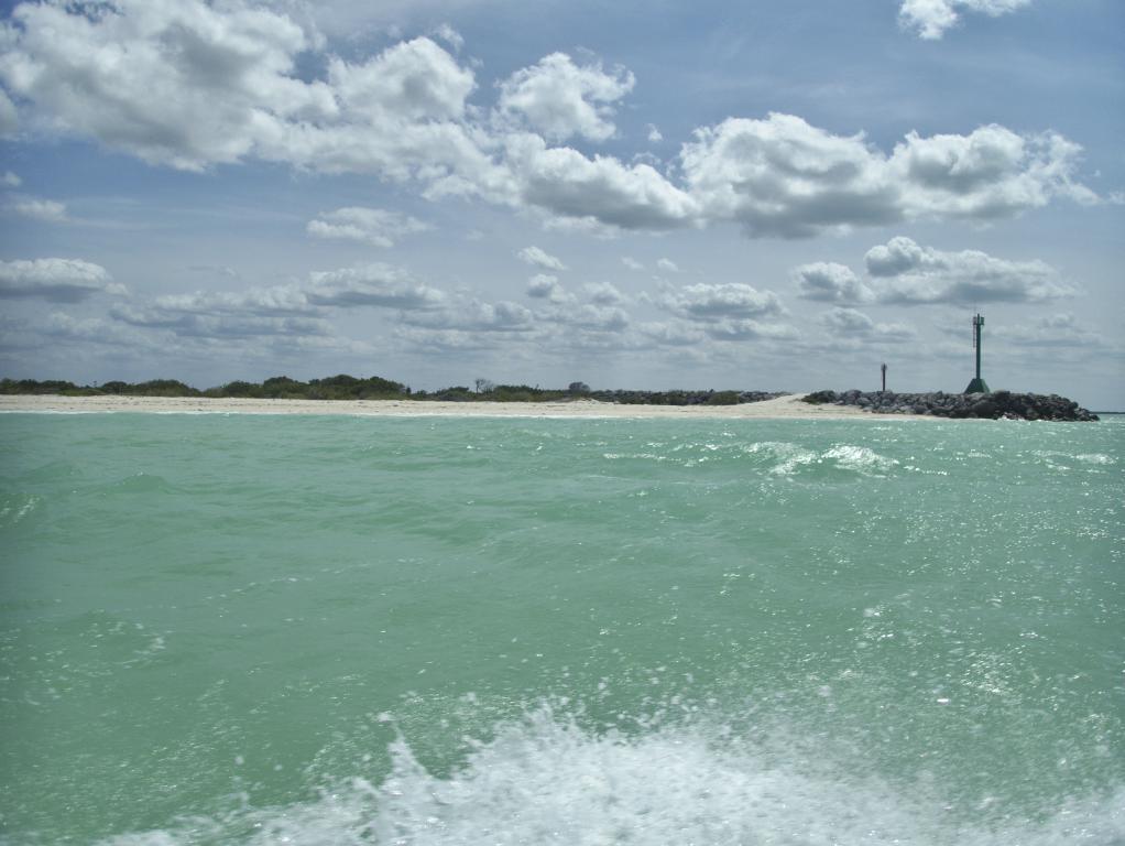 celestun bateau yucatan