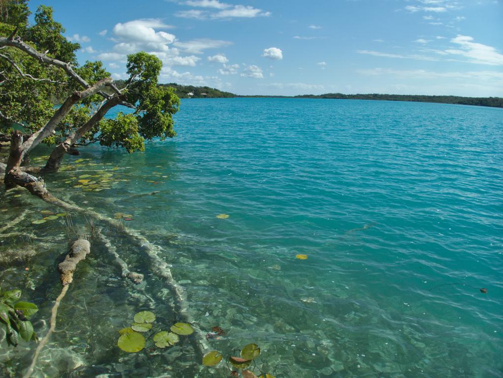 chetumal au sud de la peninsule du yucatan
