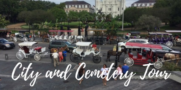 City and Cemetery Tour