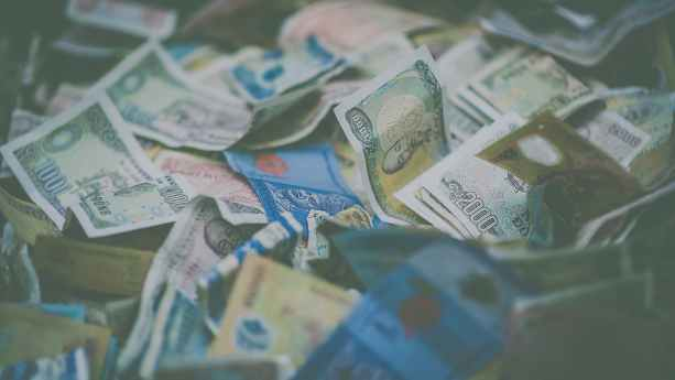 close up photo of money