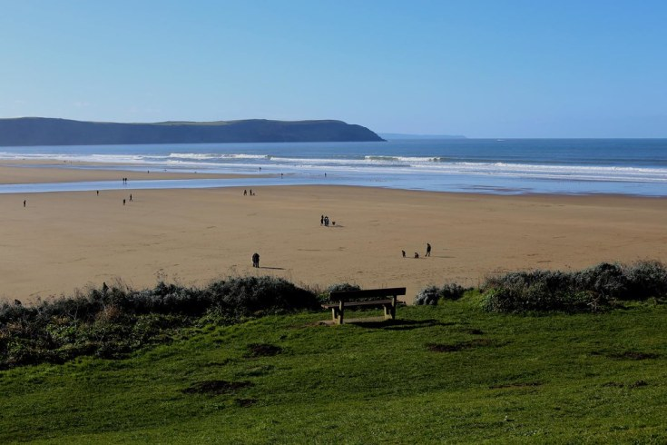 South West Coast Path: Woolacombe - Ilfracombe