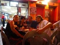 Reencuentro con Verónica y Andrés, compis chilenos en Berlín!