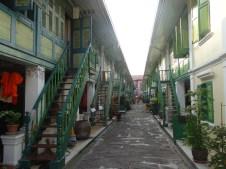 Maisons des moines