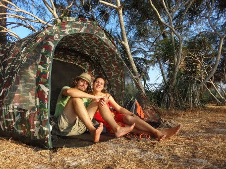 Notre tente de luxe