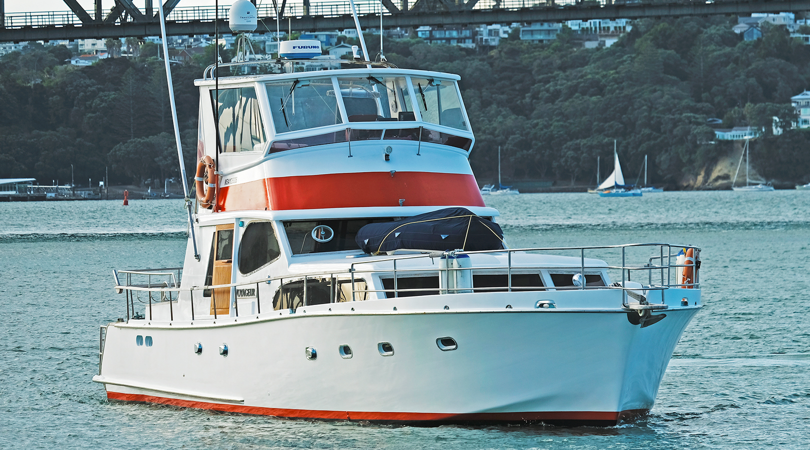 Auckland Luxury Yacht Charter | Voyageur Charters