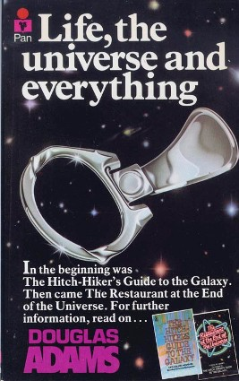 H2G2 le guide du voyageur galactique (1ère édition 1979)