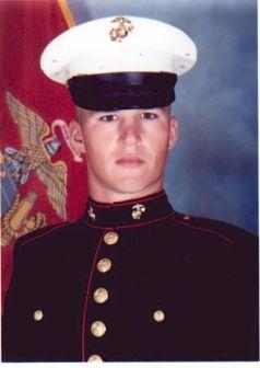James McPherson, US Marines, 1980s-90s. Courtesy of James McPherson.