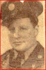 Joseph LaForest, Bay City, Michigan, US Army, WWII. Courtesy of Jesse LaForest.