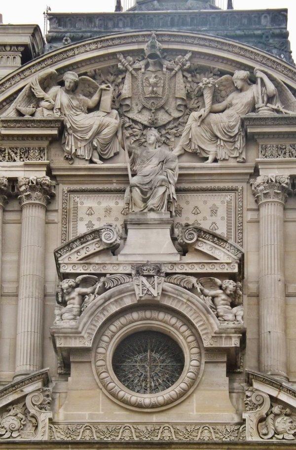 Voyageursaulouvre Archive Du Le Louvre De