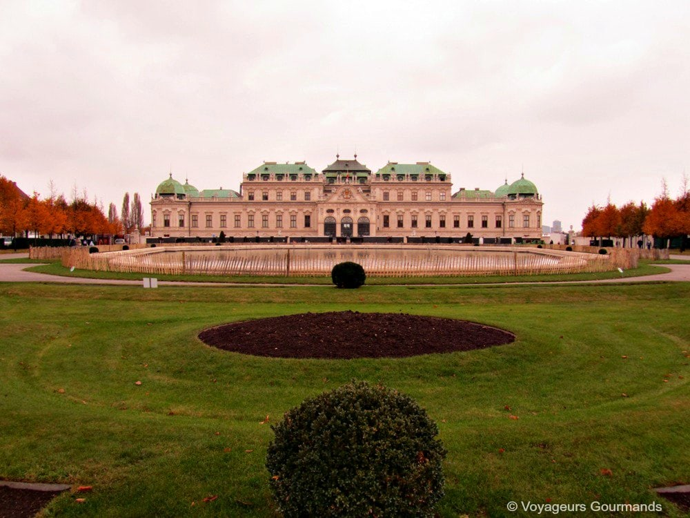 visiter à Vienne