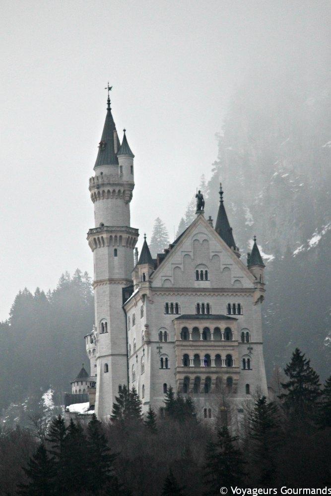 Chateau de Neuschwanstein (3)