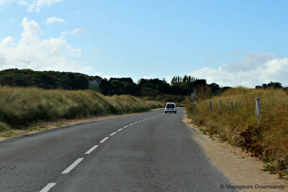 route de la baie