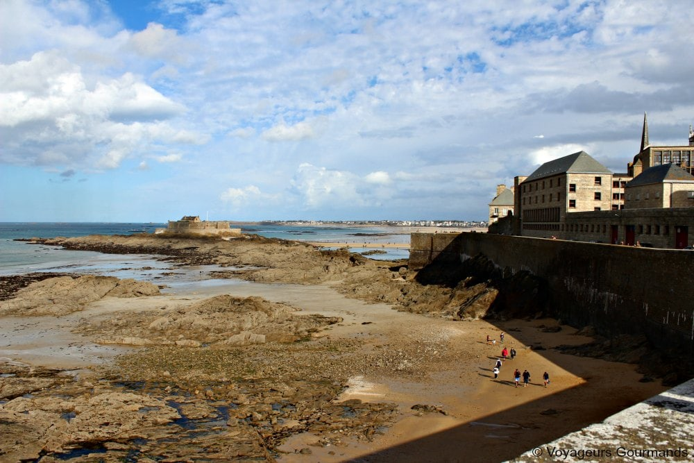 faire à Saint-Malo