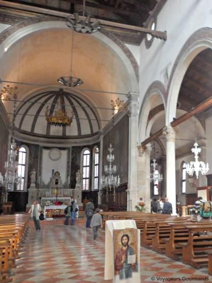 L'église San Pietro Martire