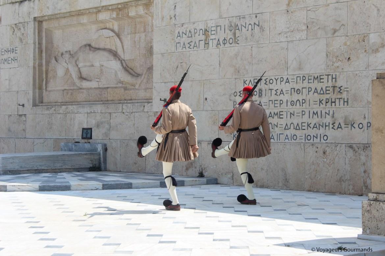 visiter athenes