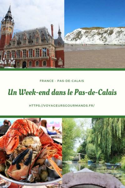 Un Week-end dans le Pas-de-Calais