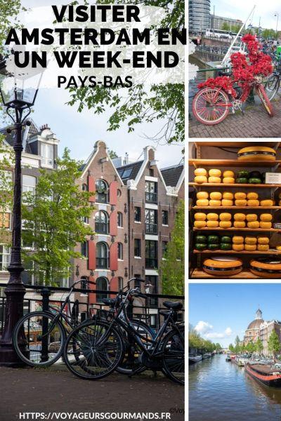 visiter amsterdam