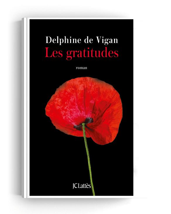 Les Gratitudes Delphine De Vigan : gratitudes, delphine, vigan, Delphine, Vigan, Gratitudes, Voyageurs, Lecteurs