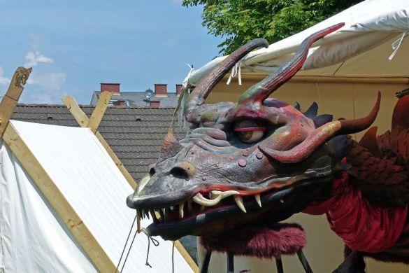 Ein paar Eindrücke vom Ritterfest Hainburg